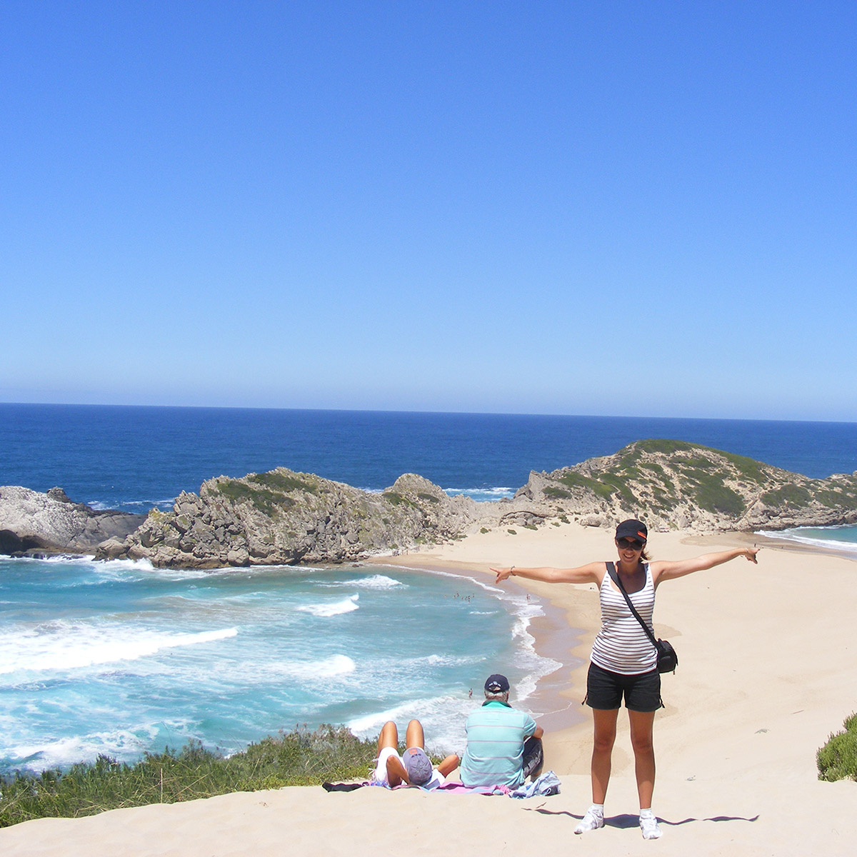 robberg nature reserve hike picture for ocean blue adventures website
